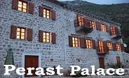 Perast palace